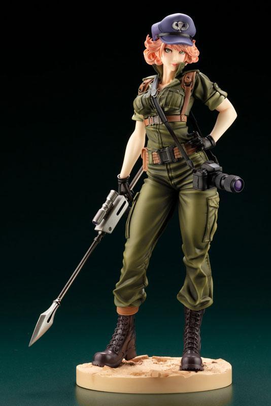 G.I.JOE Bishoujo Lady Jaye 1/7 Complete Figure main