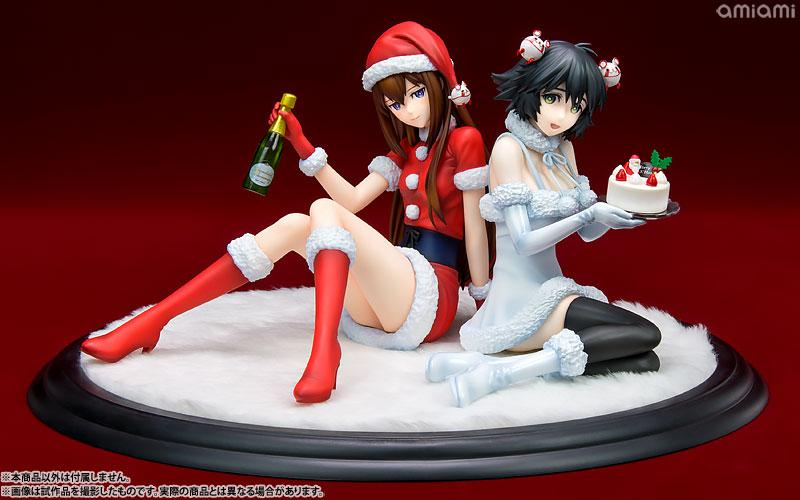 """Steins;Gate 0"" Kurisu Makise Christmas Ver. 1/7 Complete Figure"