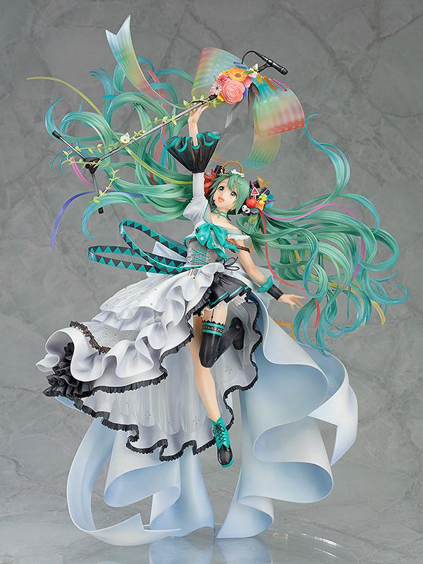 Character Vocal Series 01 Hatsune Miku Memorial Dress Ver. Figure main