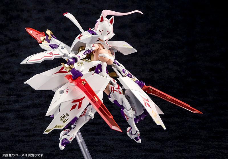 Megami Device Asra Kyuubi 1/1 Plastic Model 6