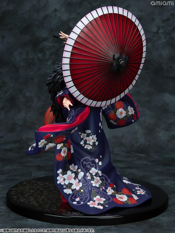 KDcolle Movie Fate/stay night [Heaven's Feel] Saber Alter Kimono Ver. 1/7 Complete Figure 2