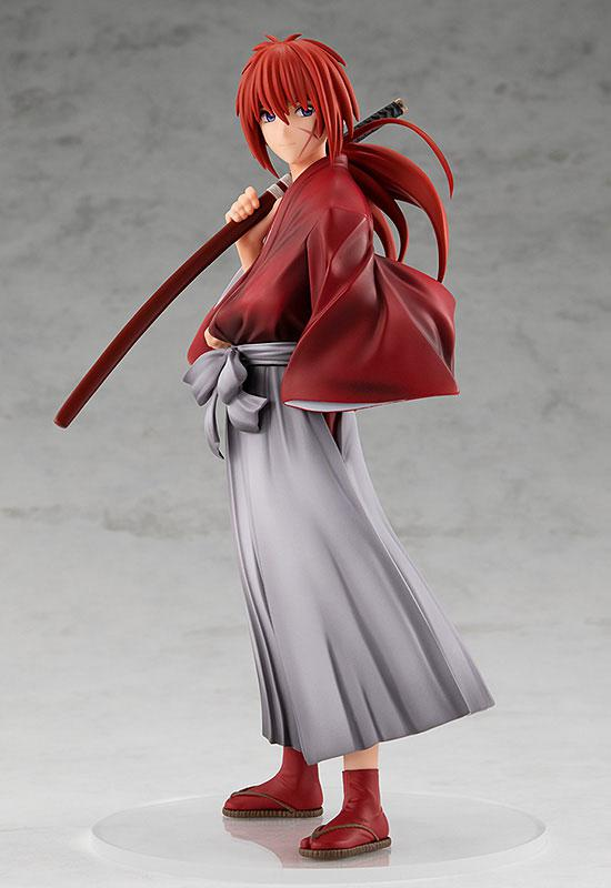 POP UP PARADE Rurouni Kenshin -Meiji Swordsman Romantic Story- Kenshin Himura Complete Figure