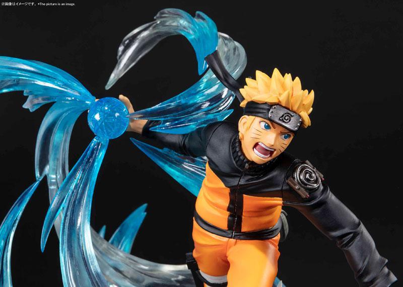 """Figuarts ZERO Naruto Uzumaki -Shippuden- Kizuna Relation """"NARUTO Shippuden"""" 5"""