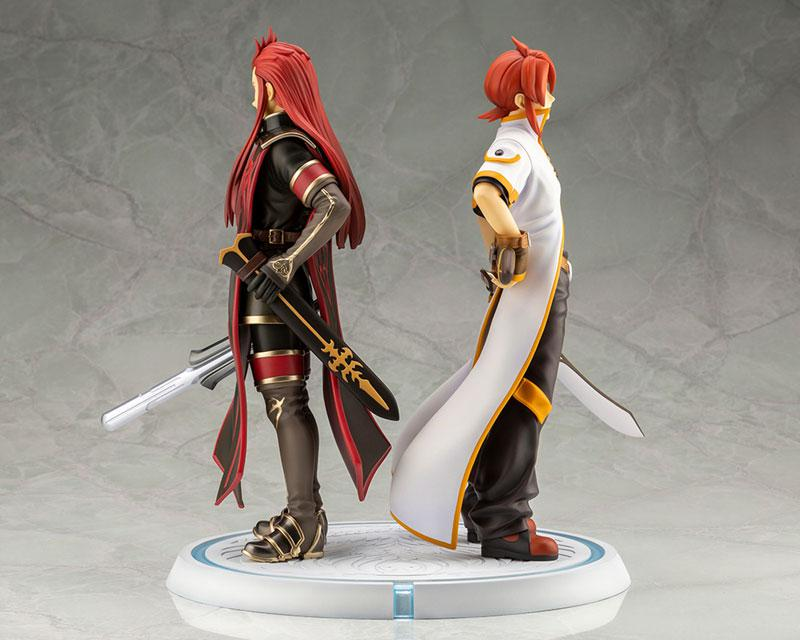 """""""Tales of"""" Series Luke & Ash -meaning of birth- 1/8 Complete Figures"""