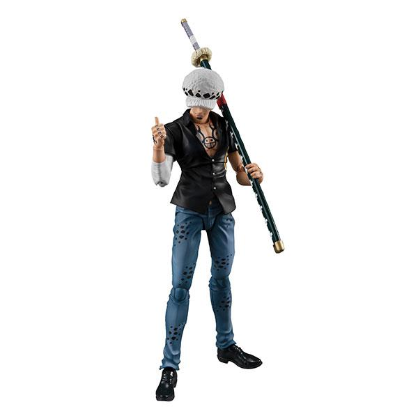 Variable Action Heroes ONE PIECE Trafalgar Law Ver.2 Action Figure 0