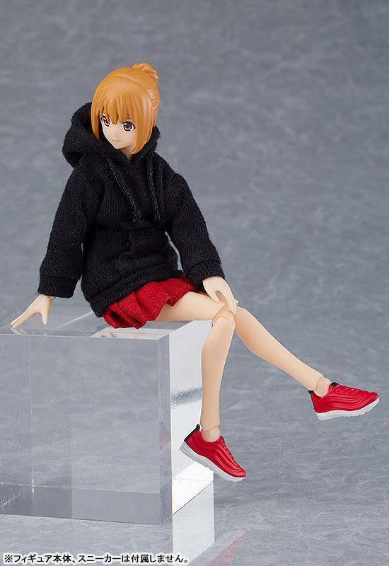 figma Styles Hoodie Outfit 1