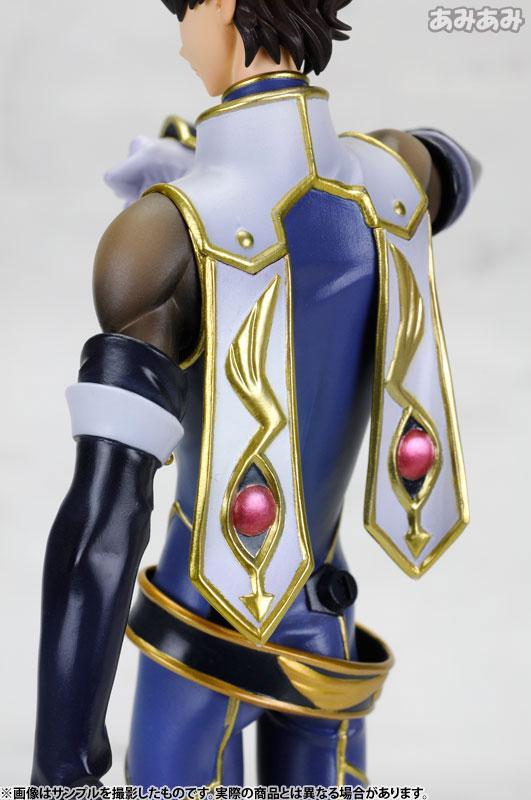 Code Geass Lelouch of the Rebellion R2 Suzaku Kururugi Knight of zero Figure