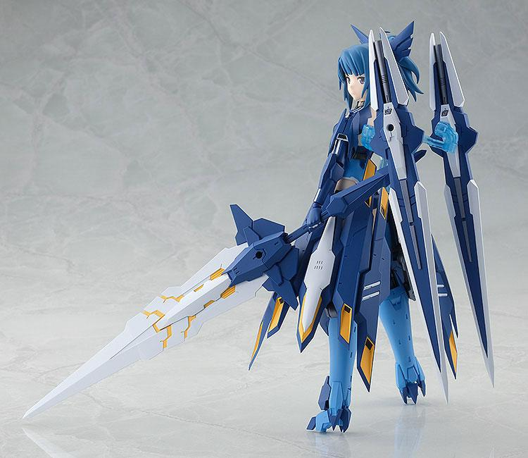 figma Alice Gear Aegis Rei Takanashi 3