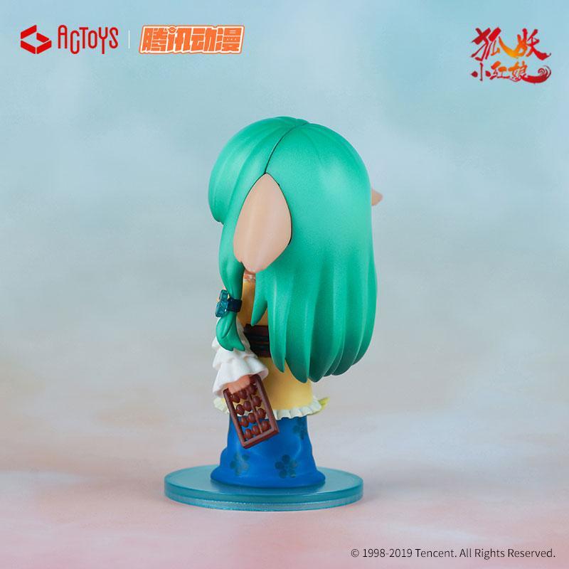 Fox Spirit Matchmaker Rongrong Tushan Mini Figure 4