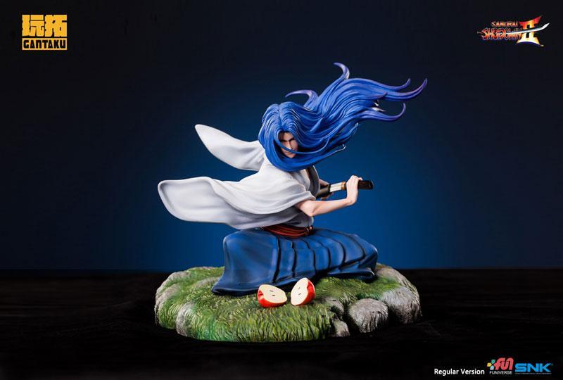 Samurai Shodown 2/ Tachibana Ukyou 1/8 Scale Statue