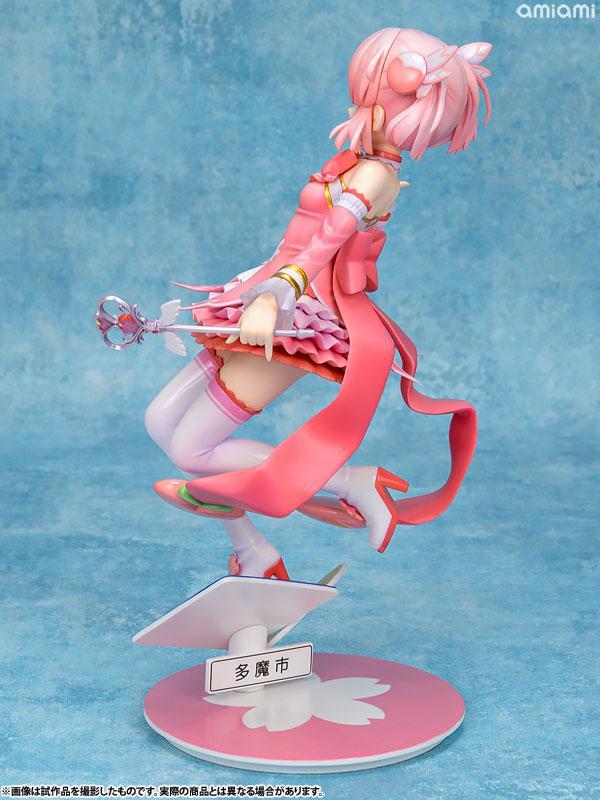 Machikado Mazoku Momo Chiyoda 1/7 Complete Figure