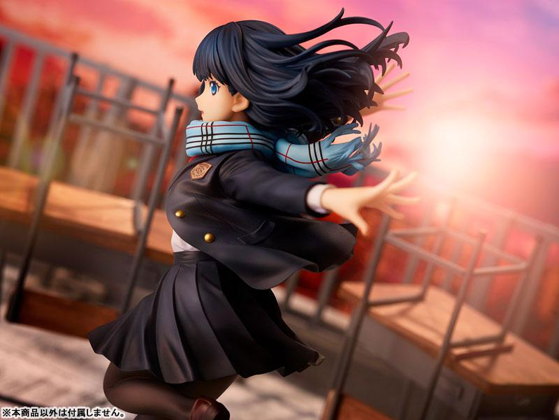SSSS.GRIDMAN Rikka Takarada School Uniform Ver. 1/7 Complete Figure