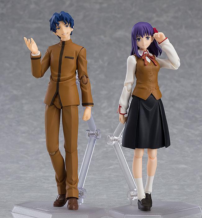 figma Fate/stay night [Heaven's Feel] Shinji Matou & Sakura Matou main