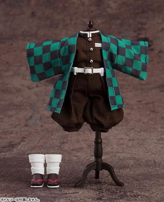 Nendoroid Doll Outfit Set Demon Slayer: Kimetsu no Yaiba Tanjiro Kamado product