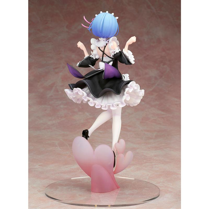Alpha Omega Re:ZERO -Starting Life in Another World- Rem Cat Ear Ver. Complete Figure 7