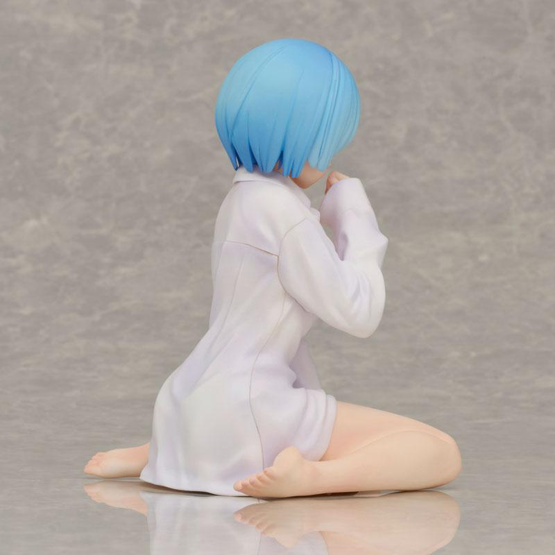 Re:ZERO -Starting Life in Another World- Rem Dress Shirt Ver. Complete Figure
