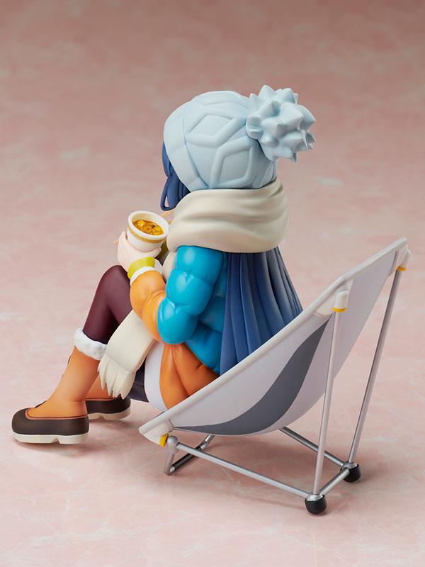 Yuru Camp Rin Shima 1/8 Premium Noodle Stopper Figure
