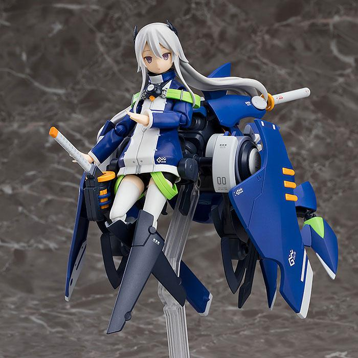 ACT MODE Navy Field 152 Mio & Type15 Ver2 Posable Figure & Plastic Model 3