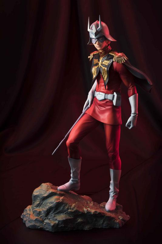 GGG (Gundam Guys Generation) Mobile Suit Gundam Char Aznable 1/8 Complete Figure 27
