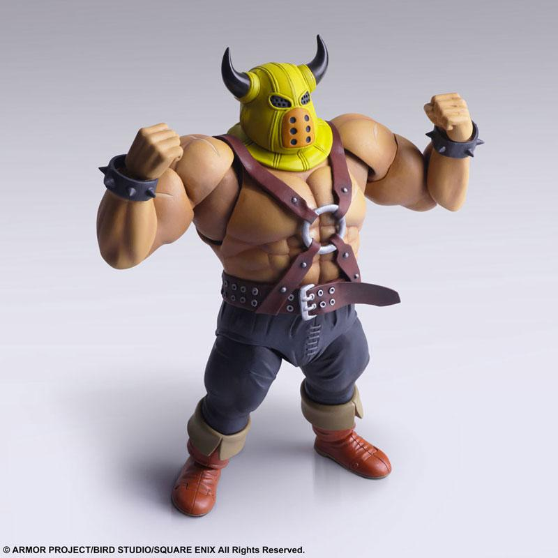Dragon Quest BRING ARTS Thug Action Figure 3