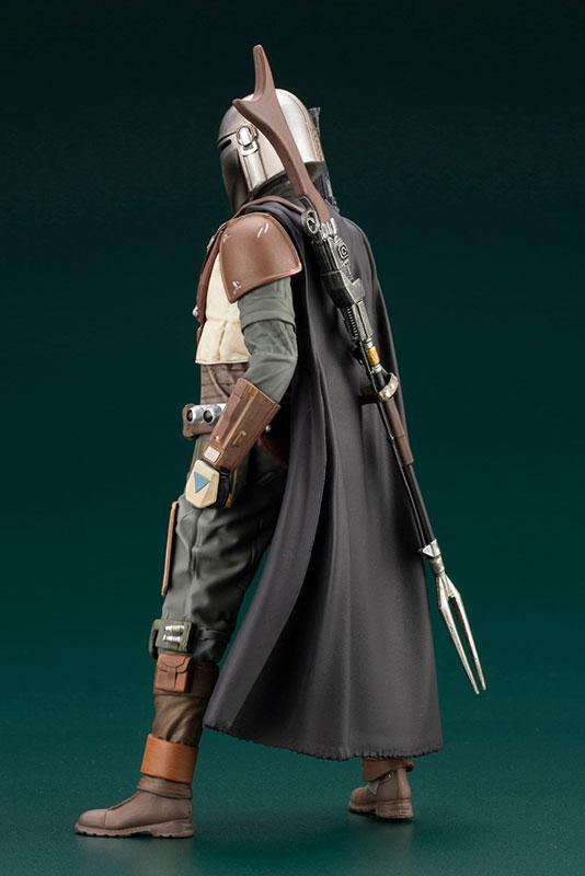 ARTFX+ Star Wars: The Mandalorian (Original Title) Mandalorian 1/10 Easy Assembly Kit 4