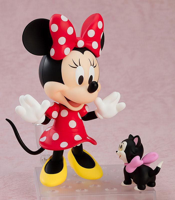 Nendoroid Minnie Mouse Polka Dot Dress Ver.