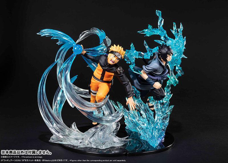 """Figuarts ZERO Naruto Uzumaki -Shippuden- Kizuna Relation """"NARUTO Shippuden"""" 2"""