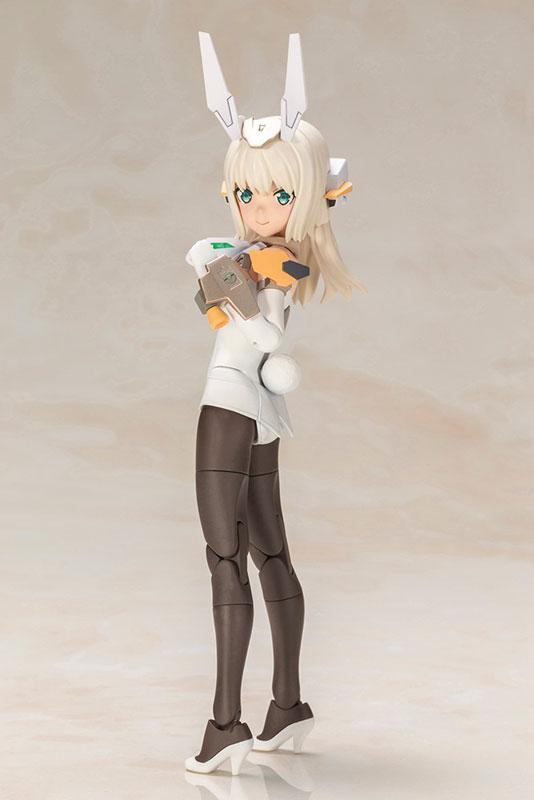 Megami Device Collaboration Frame Arms Girl Baselard Animation Ver. Plastic Model
