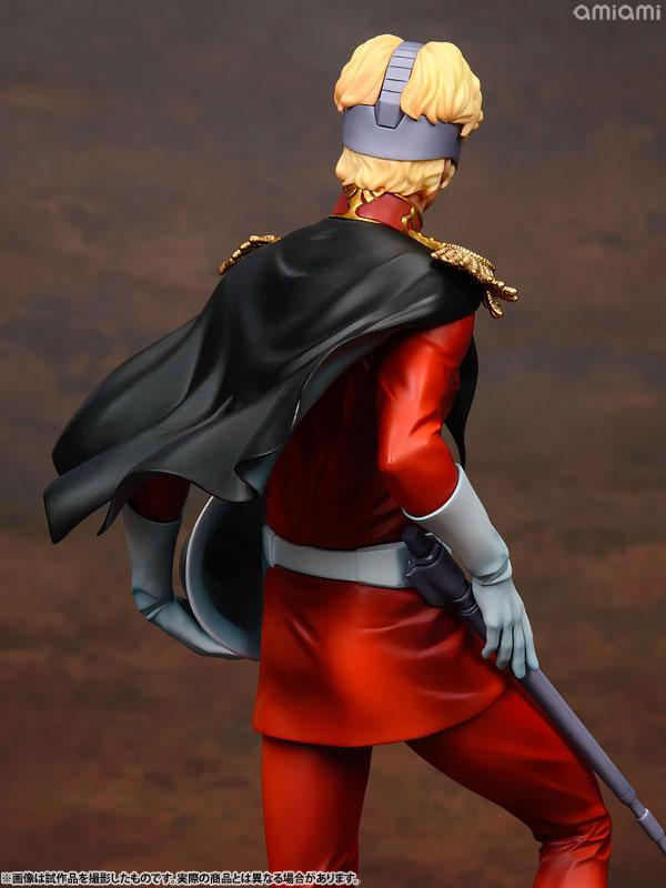 GGG (Gundam Guys Generation) Mobile Suit Gundam Char Aznable 1/8 Complete Figure 26