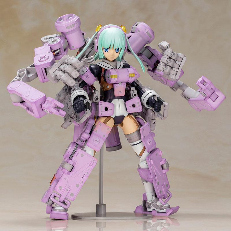 Frame Arms Girl Greifen Ultramarine Violet Ver. Plastic Model