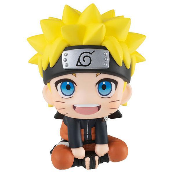 Look-Up NARUTO Shippuden Naruto Uzumaki Complete Figure