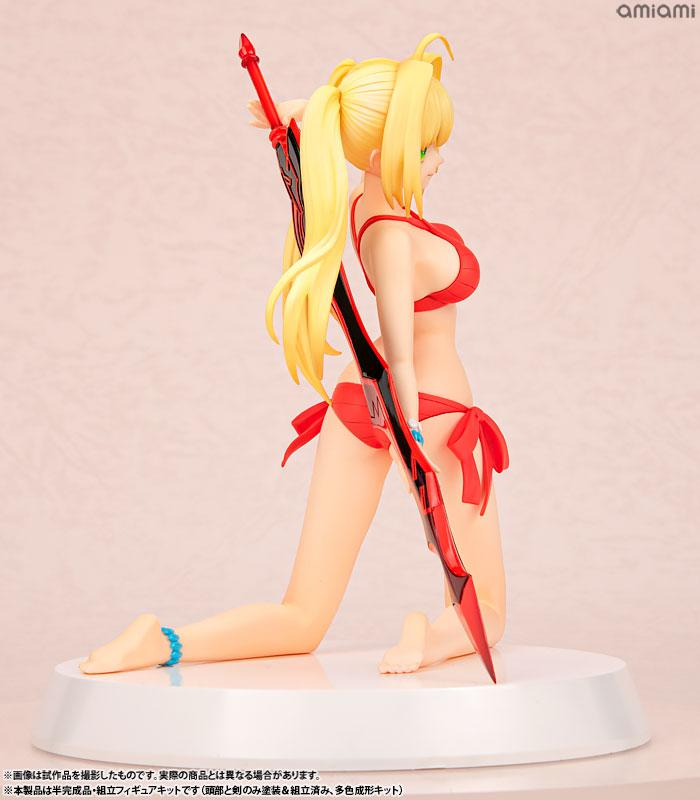 Assemble Heroines Fate/Grand Order Caster/Nero Claudius [Summer Queens] Assembly Figure