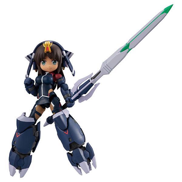 Desktop Army Alice Gear Aegis Shitara Kaneshiya Tenki Posable Figure product