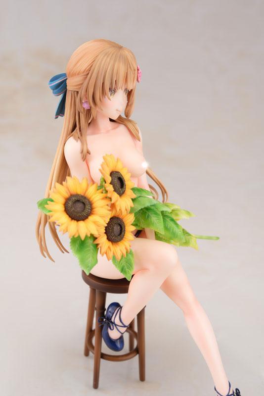 Sunflower Girl Momose Kurumi 1/7 Complete Figure