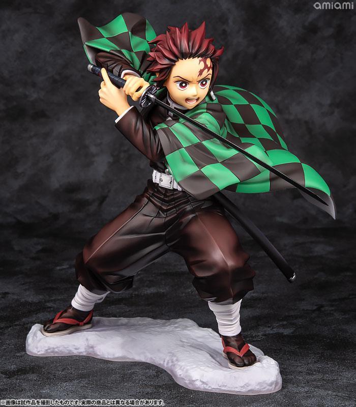 ARTFX J Kimetsu no Yaiba Tanjirou Kamado 1/8 Complete Figure