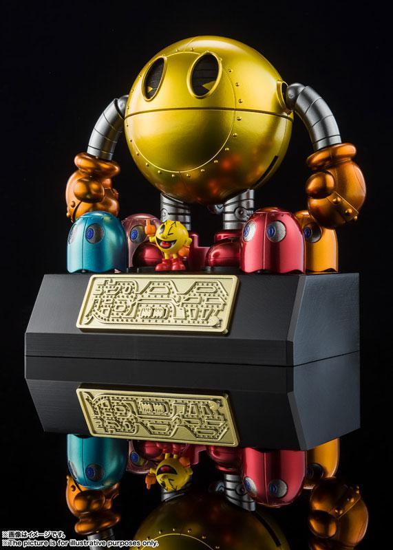 Chogokin Pac-Man product