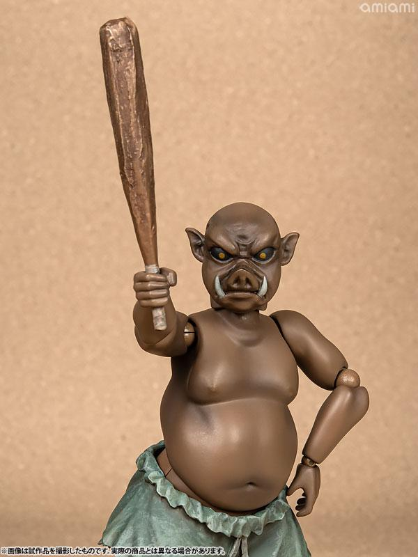 Daiki no Orc-san 1/12 Posable Figure