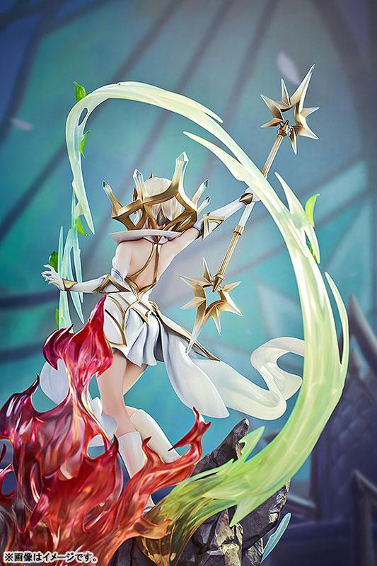 League of Legends Elementalist Lux 1/7 Complete Figure