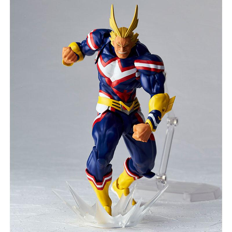 Figure Complex Amazing Yamaguchi No.019 My Hero Academia All Might 3