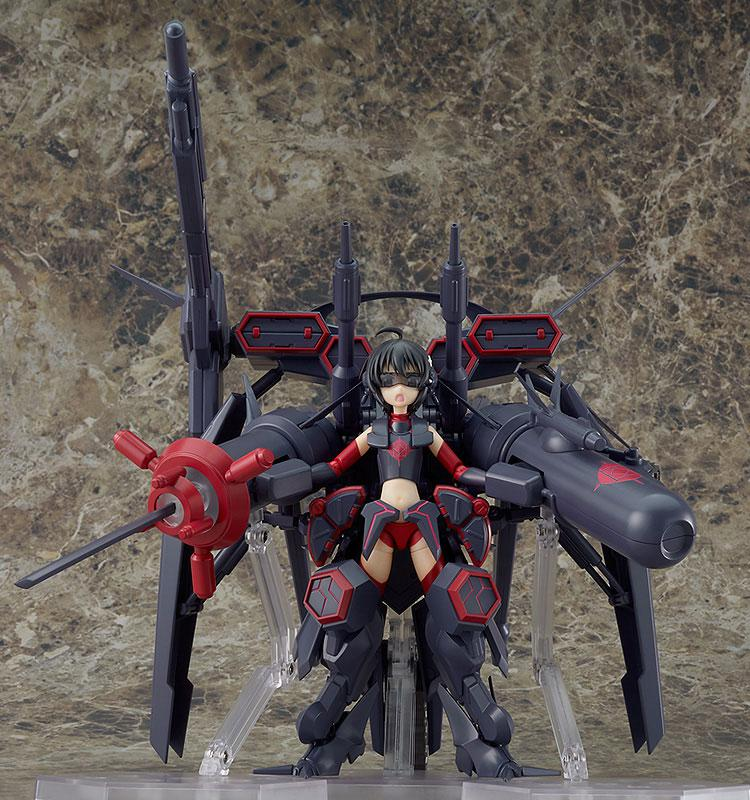 ACT MODE BOFURI: I Don't Want to Get Hurt, so I'll Max Out My Defense. Maple Machine God Ver. Posable Figure & Plastic Model product
