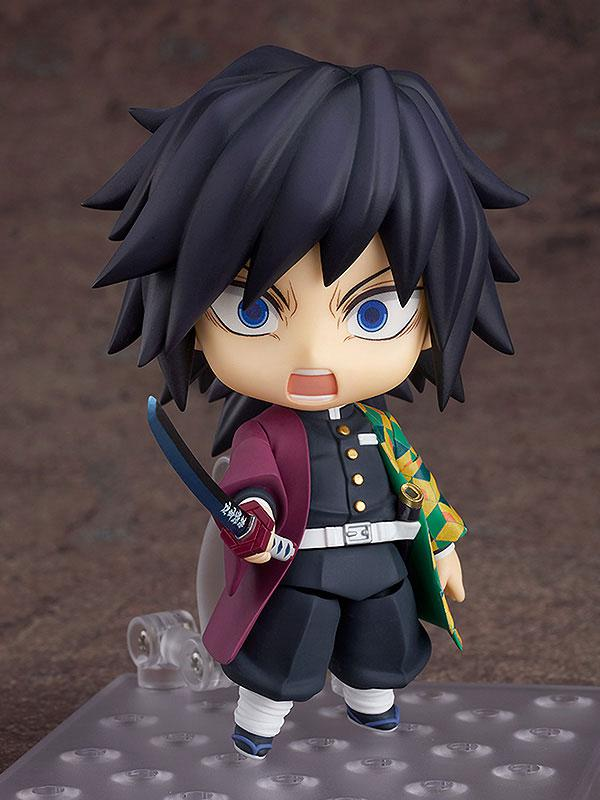 Nendoroid Demon Slayer: Kimetsu no Yaiba Giyu Tomioka product