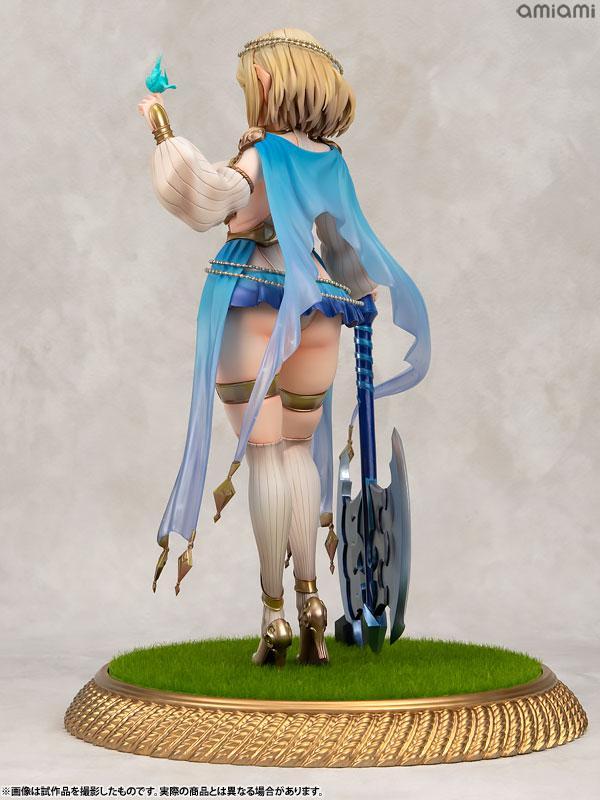 Elf Village 5th Villager Kukuru Antenna Shop Limited Edition 1/6 Complete Figure