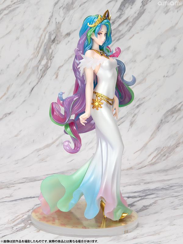 MY LITTLE PONY BISHOUJO Princess Celestia 1/7 Complete Figure
