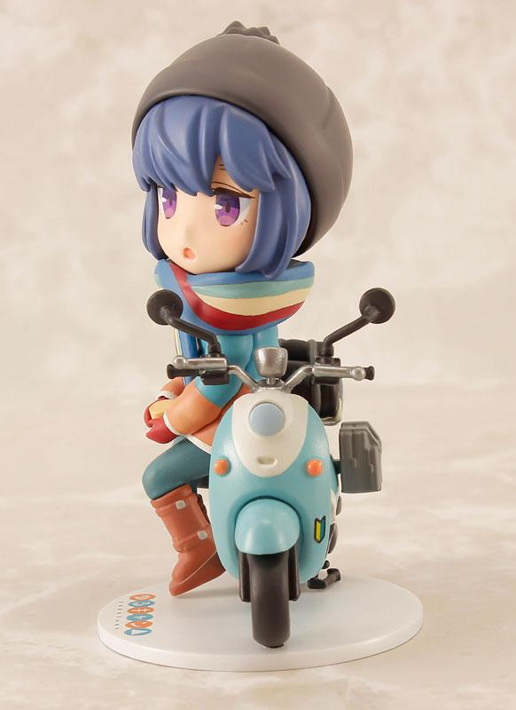 Yuru Camp Rin Shima Mini Figure 3