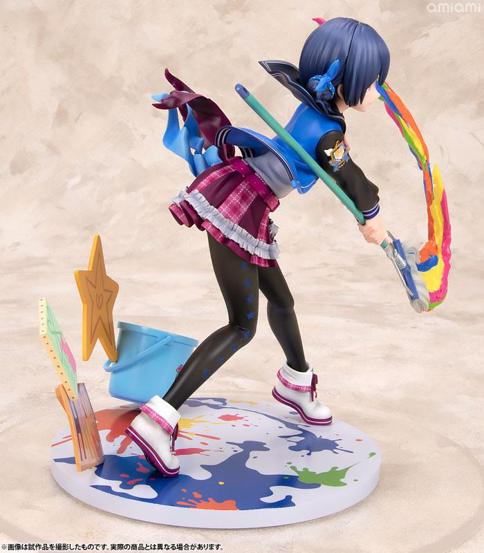 THE IDOLM@STER SHINY COLORS Rinze Morino Brave Hero Jersey ver. 1/8 Complete Figure 4