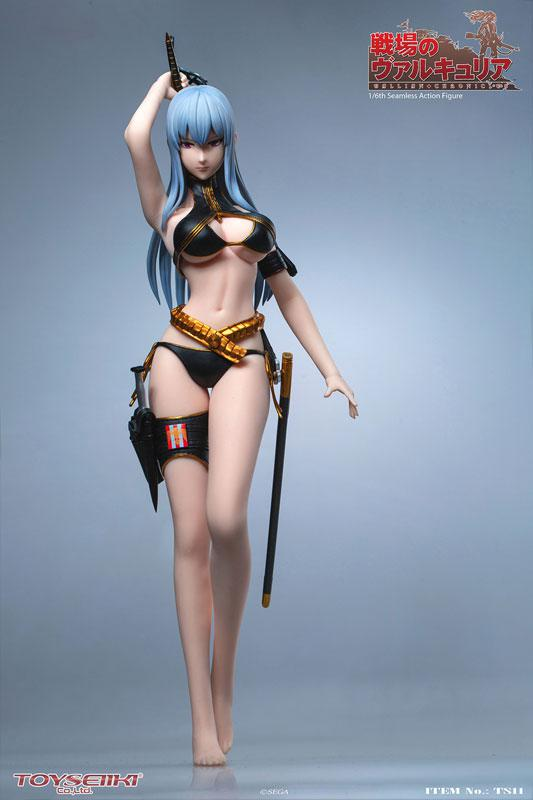 Valkyria Chronicles Selvaria Bles 1/6 Seamless Action Figure 6