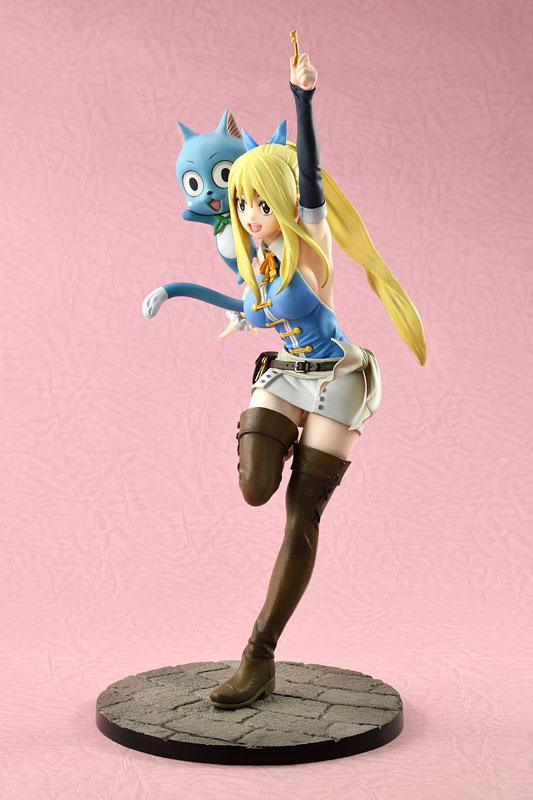 """""""FAIRY TAIL"""" Final Series Lucy Heartfilia 1/8 Complete Figure product"""