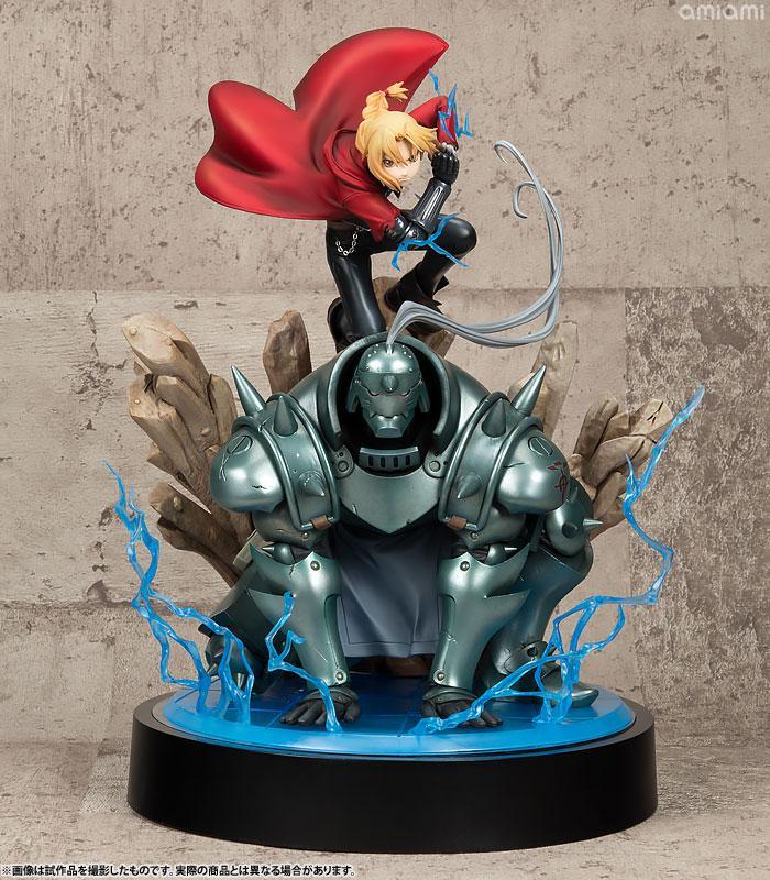 Precious G.E.M. Series Fullmetal Alchemist Edward & Alphonse Elric Brothers Set product
