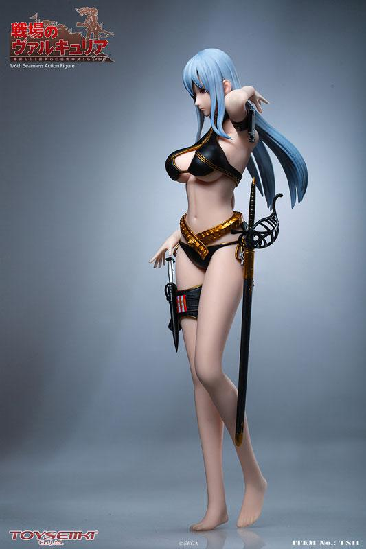 Valkyria Chronicles Selvaria Bles 1/6 Seamless Action Figure 2