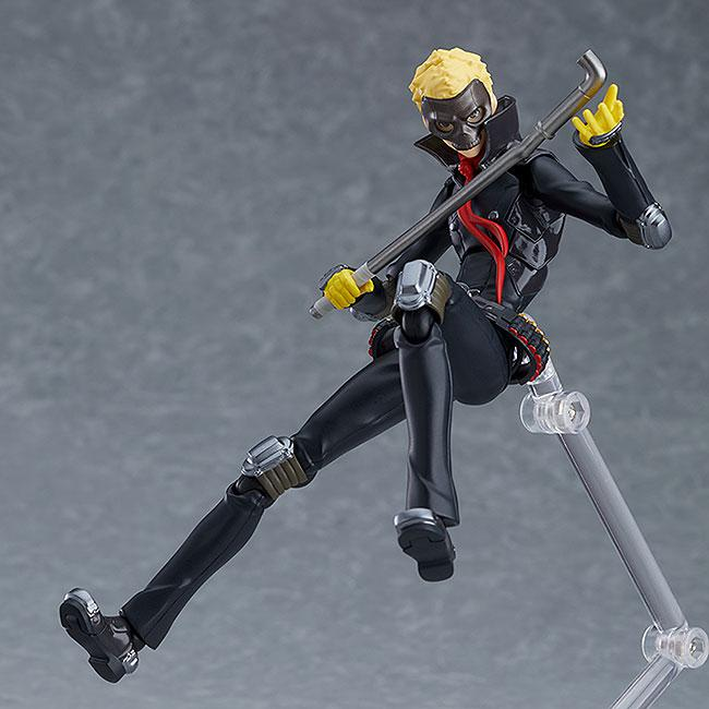 figma PERSONA 5 the Animation Skull product
